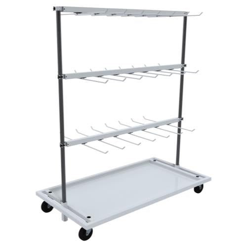 ?VRE Systems Mobile Hanging? Dry Rack