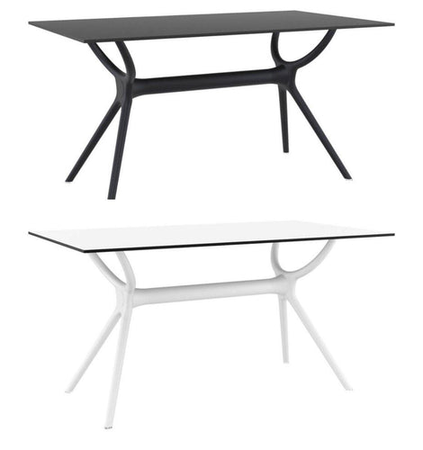 Air outdoor dining table