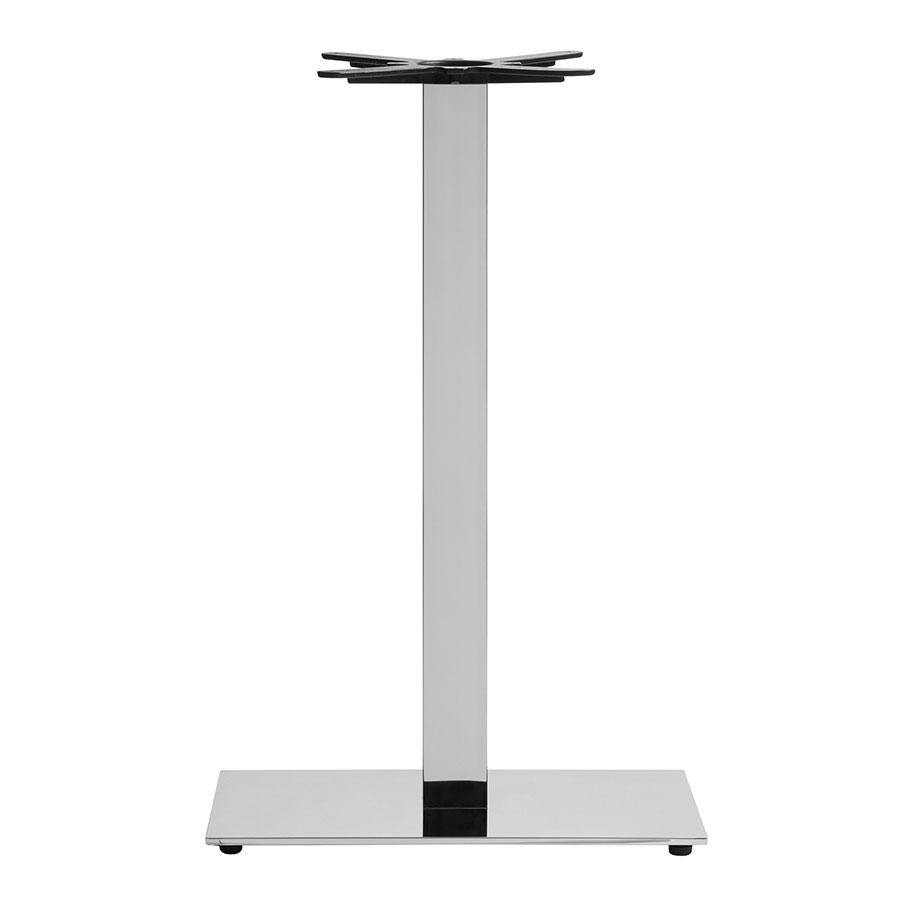 Boston-Sleek-Base-Mirrored-Chrome-Small-Rect-Mid-Height-table base