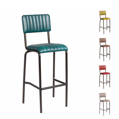 Vintage Bar Stool - CORE High Bar Stool – 5 Vintage Colours
