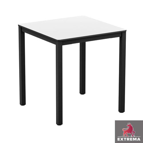 White Restaurant Table - Extrema 69x69