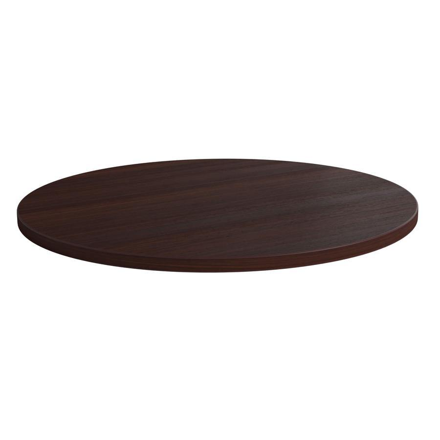 Table top Holz-Table-Top-Wenge-Round-70cm_25mm