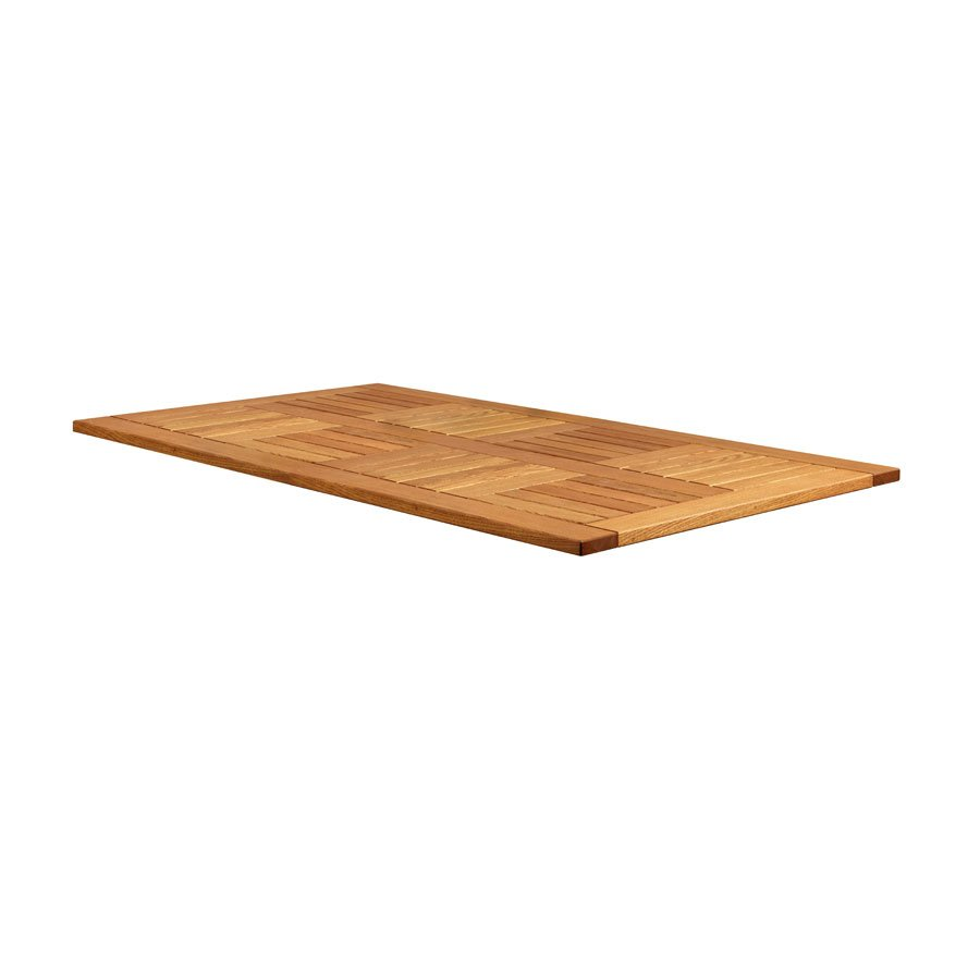 INSIGNIA Robinia Wood Table Top – 120 x 70