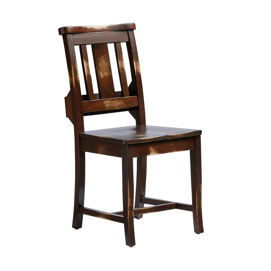 Joseph Wooden Church Chair