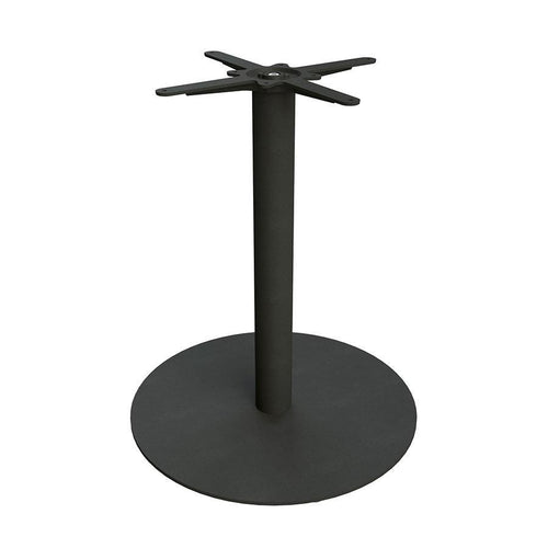 Large-Round-Black-Table Base