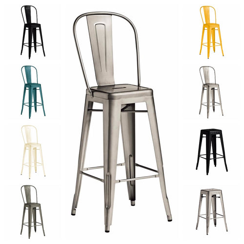 Marcel Vintage Stool Collection