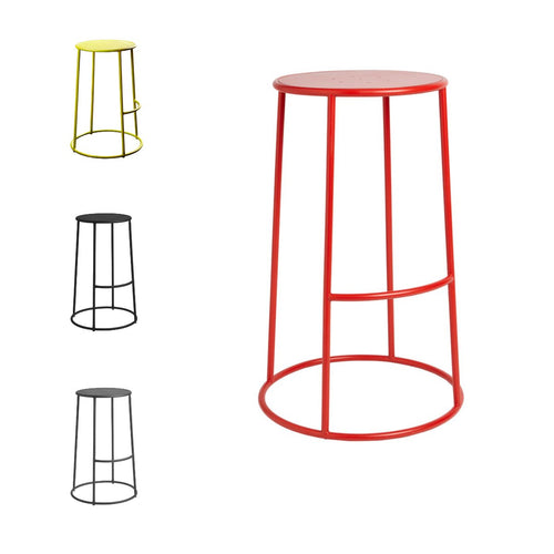 Industrial Designer Stool - MAX 75 High Stool
