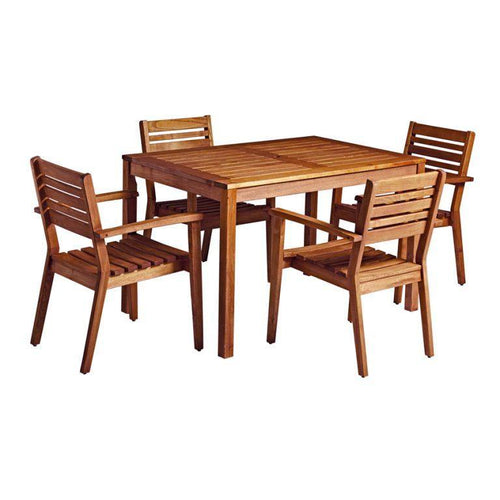 Outdoor Pub Dining Set | Tiger Furniture UK