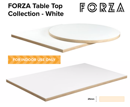 Restaurant table top - FORZA