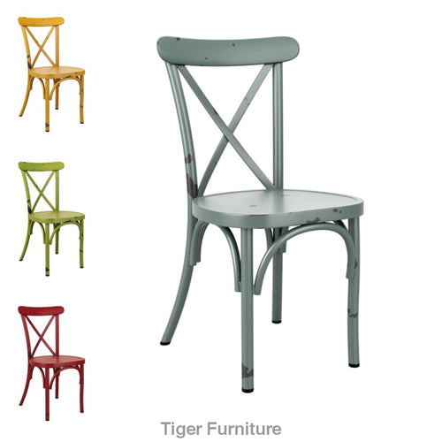 Retro Vintage Cafe Chair - Tiger Furniture
