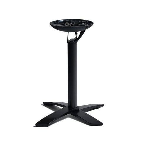 Black Flip top restaurant table