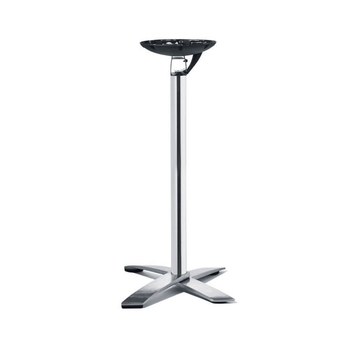 SPACEGUARD-Aluminium-Flip-Top poseur table