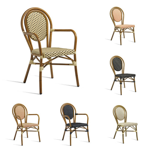 TIME weave chair collection - Tiger Furniture
