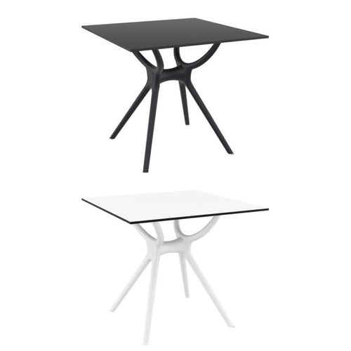 AIR Outdoor Dining Table 80cm Square - Tiger Furniture