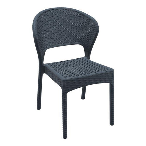 Stackable Rattan Chair - DAYTONA