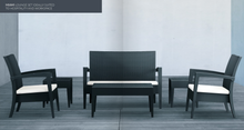 Load image into Gallery viewer, MIAMI Commercial Lounge Set – Dark Grey | Tiger Furniture UK