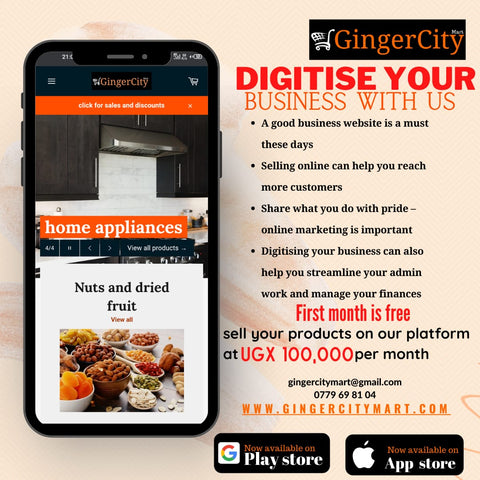 Digitise your business with us