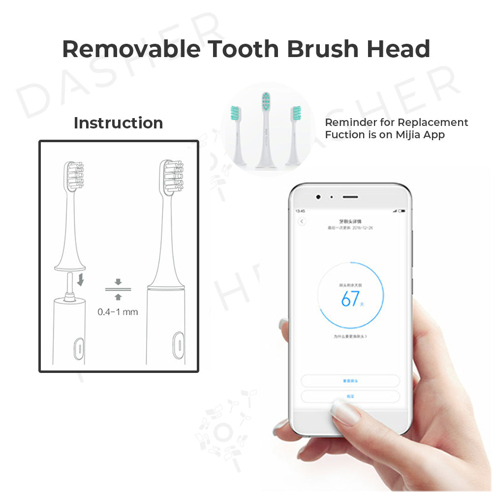 Mijia Sonic Electric Toothbrush T500