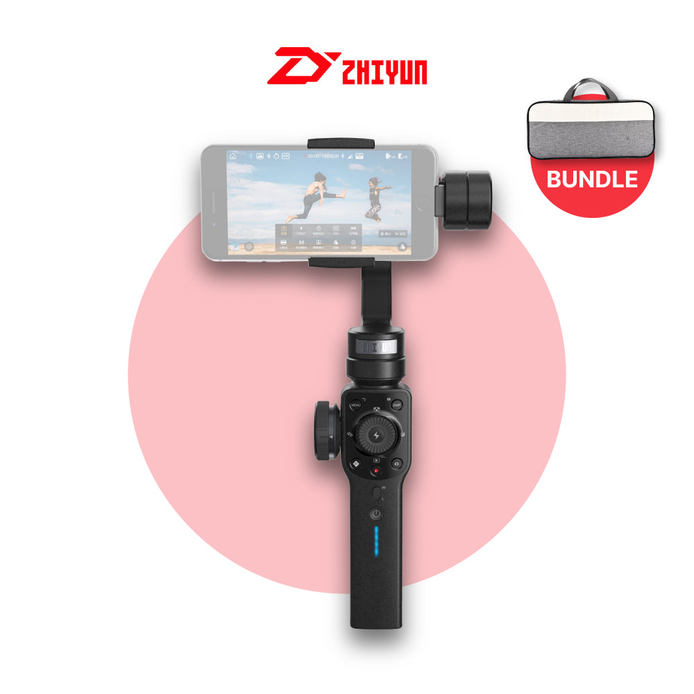 Smooth 4 Gimbal Stabilizer