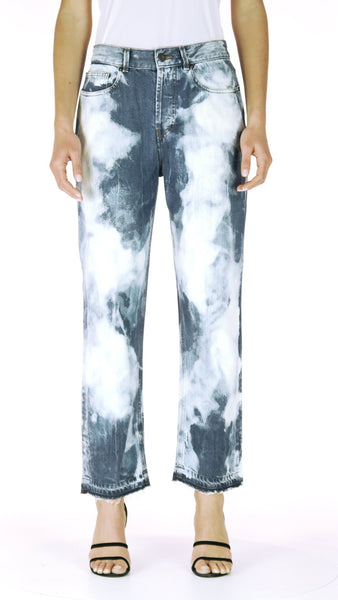 Tracy - Tie & Dye Denim