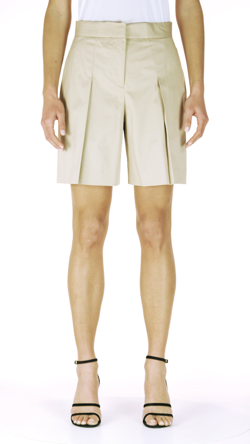 Shorts - Stretch Cotton