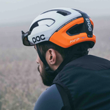 CASCO POC OMNE AIR SPIN ZINK ORANGE AVIP - Bikexperts