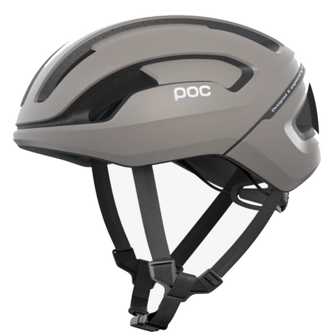 CASCO POC OMNE AIR SPIN MOONSTONE GREY MATT - Bikexperts