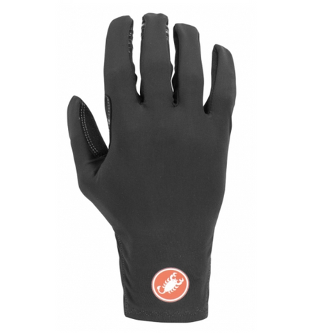 GUANTES CASTELLI LIGHTNESS 2 LONG CDS BLACK - Bikexperts