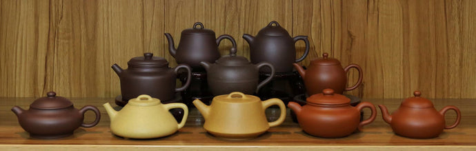 Yixing Teapot Pairing or Which Tea for which teapot?