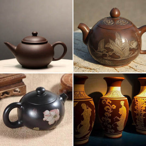 In 1953, The Ministry of Culture and Tourism of the Chinese government classified Four Major Clays, they are Yixing Zisha, Qinzhou Nixing Clay, Jianshui Zitao, and Chongqing Rongchang Clay.
