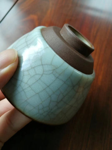ruyao teacup made with agate
