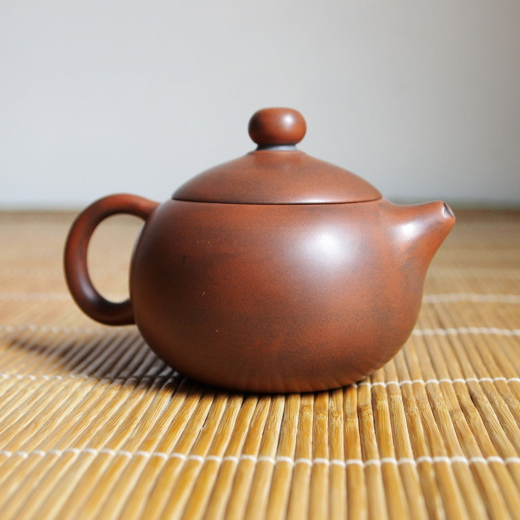 120ml Xishi Nixing Teapot by Li Changquan
