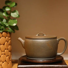 Load image into Gallery viewer, Wood Fired Dicaoqing 底槽青 Hanwa Yixing Teapot, 150ml