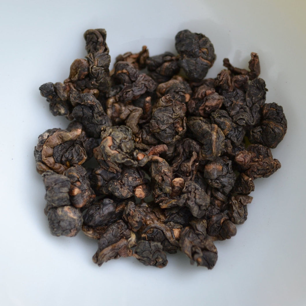 Golden Prize Technique High Mountain Oolong Tea, 金奖功法乌龙茶, 2020