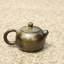 Load image into Gallery viewer, Wood Fired Xishi Nixing Teapot, 80ml