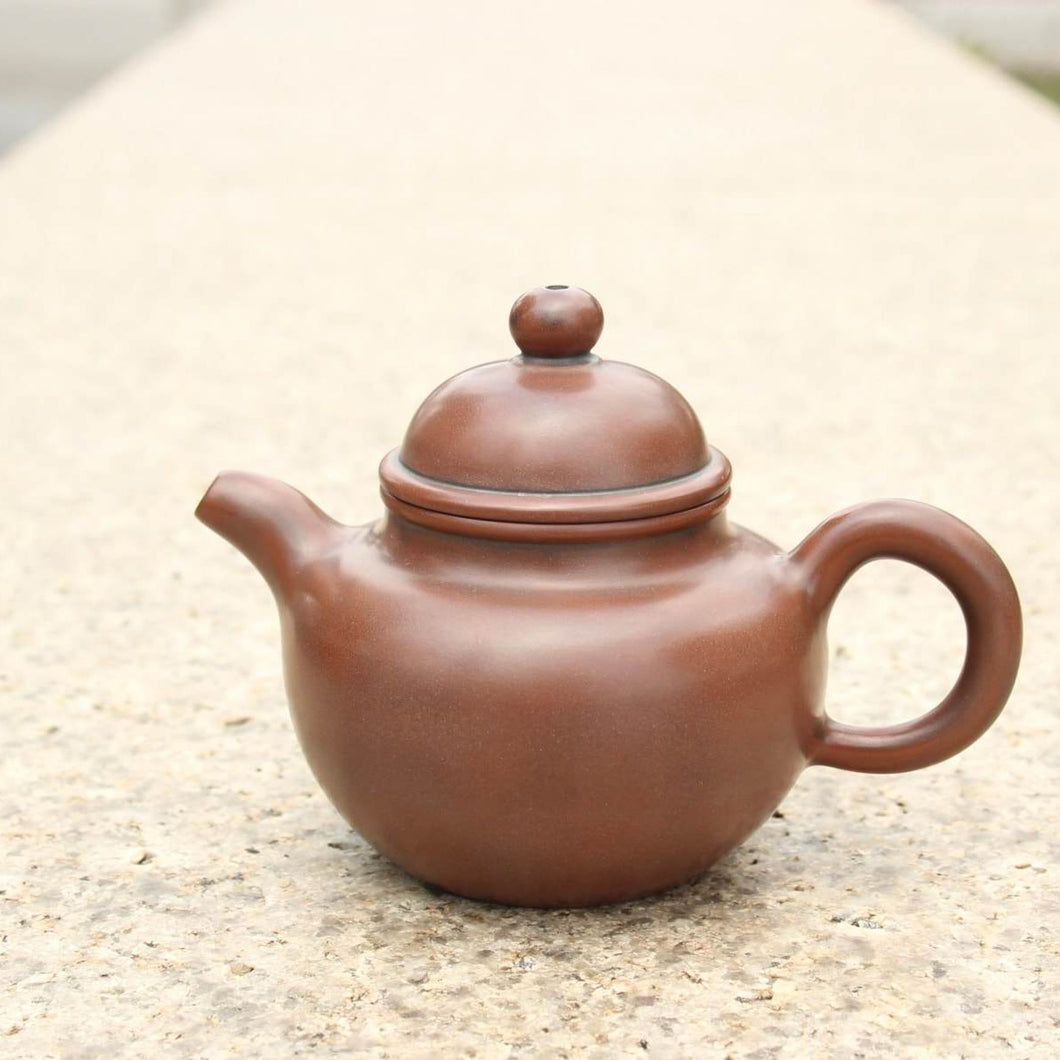 180ml Duozhi Nixing Teapot by Li Changquan