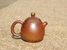 Load image into Gallery viewer, Wood Fired Longdan Nixing Teapot,  柴烧坭兴龙蛋壶, 110ml