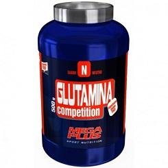 Glutamina Competition 500 gr | Mega Plus - Dietetica Ferrer