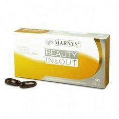 Beauty In & Out 30 Capsulas | Marnys - Dietetica Ferrer