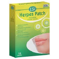 Herpes Patch 15 Parches | ESI - Dietetica Ferrer