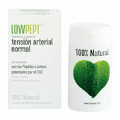 Lowpept Tension Arterial Normal 60 Comprimidos | Lowpept - Dietetica Ferrer