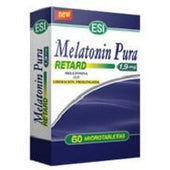 Melatonin Retard Pura 1,9 Mg 60 Tabletas | Esi - Dietetica Ferrer