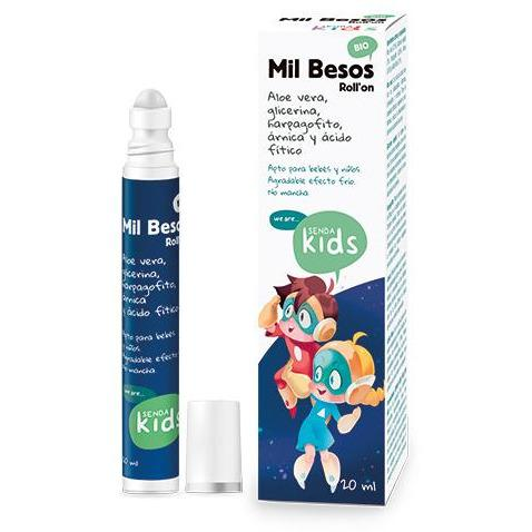 Mil Besos Roll on Bio 20 ml | Herbora - Dietetica Ferrer