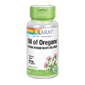 Oil of Oregano 150 mg 60 Perlas | Solaray - Dietetica Ferrer