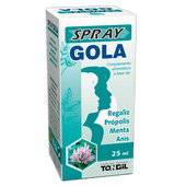 Spray Gola 25 ml | Tongil - Dietetica Ferrer