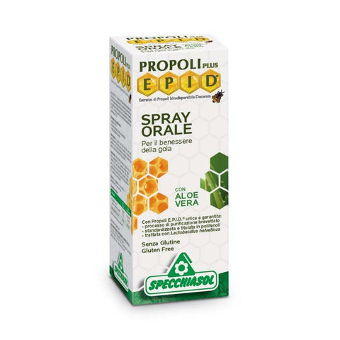 Spray Oral Aloe Vera 15 ml | Specchiasol - Dietetica Ferrer