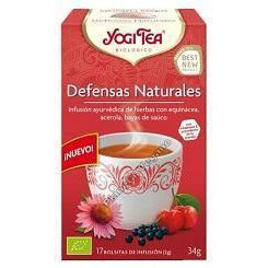 Te Defensas Naturales Bio | Yogi Tea - Dietetica Ferrer