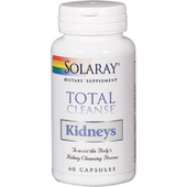 Total Cleanse Kidneys 60 Capsulas | Solaray - Dietetica Ferrer