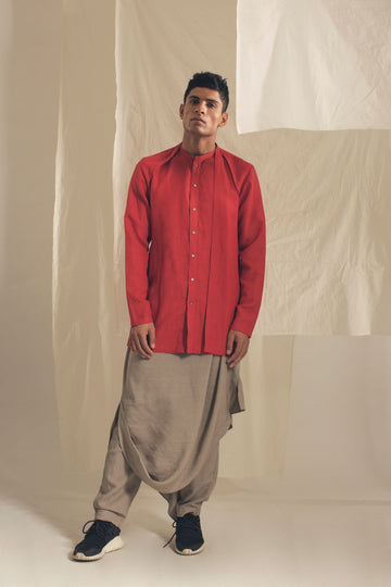Crease Shirt-Antar-Agni