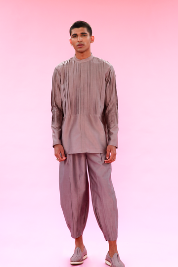 Pinched trousers-Antar-Agni